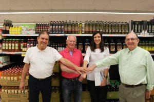 Mercadona aporta 8.500 kg de alimentos a la Federación de Bancos de Alimentos de Euskadi