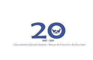El Banco de Alimentos de Gipuzkoa cumple 20 años