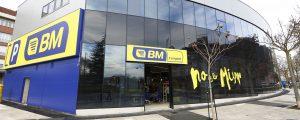 Campaña de recogida de donativos para el Banco de Alimentos en supermercados BM