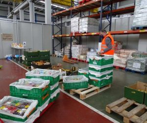 Banco de Alimentos en Bergara: décimo aniversario