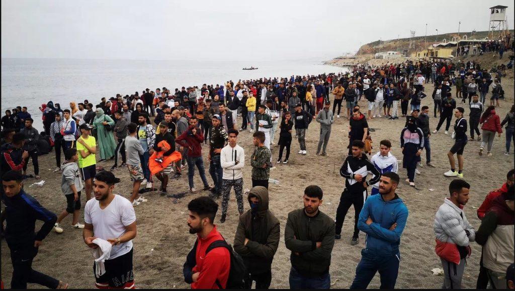 Solidaridad con Ceuta